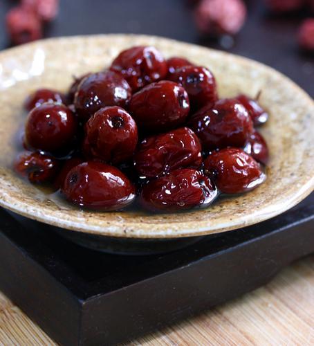 冬季吃红枣最养颜 苹果抗氧化