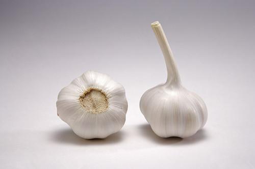 大蒜的4种养生新吃法