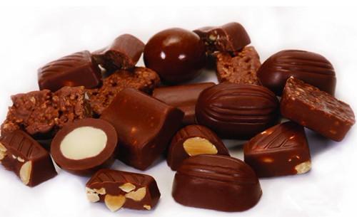 巧克力的几大抗病作用