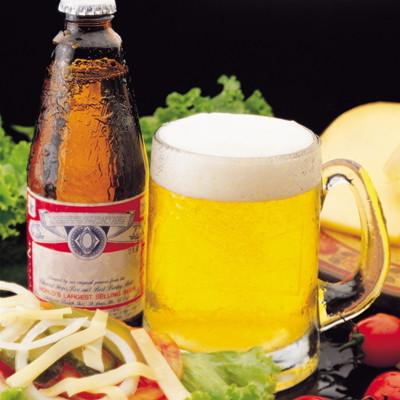 夏季饮食喝啤酒的禁忌