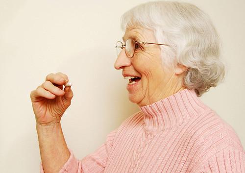 老年人补钙常见误区