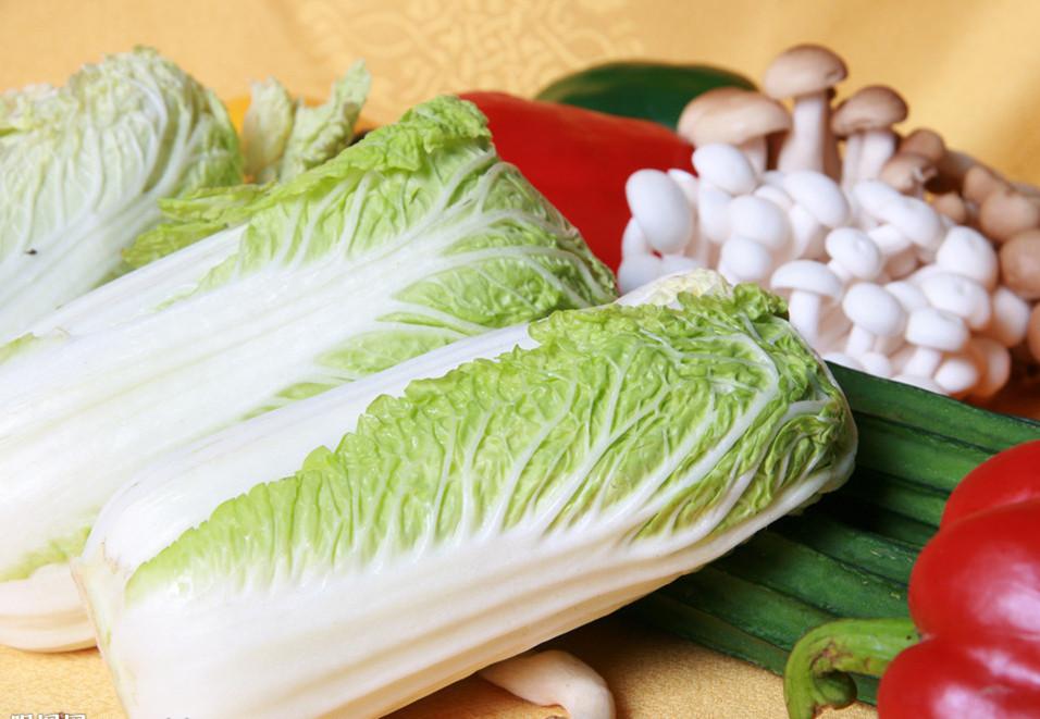 白菜是百菜之王 保护心血管治胃溃疡
