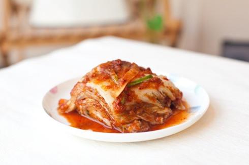 正宗韩国辣白菜的简单做法 韩国辣白菜的家常做法